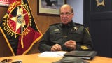 Selected moments from Milwaukee County Sheriff Richard Schmidt's career