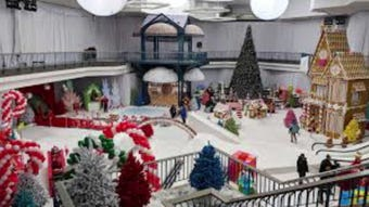"""YouTube personality Casey Neistat's 2017 video showing off a """"winter wonderland"""" he created at the former Northridge Mall has led to break-ins there."""