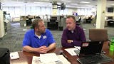 The Argus Leader's Joe Sneve and Jonathan Ellis discuss the latest with the parking ramp project in downtown Sioux Falls and the problems associated with it.