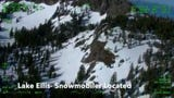 Two rescues show the dramatic hoisting by CHP of a hiker and snowmobiler both who needed medical help.