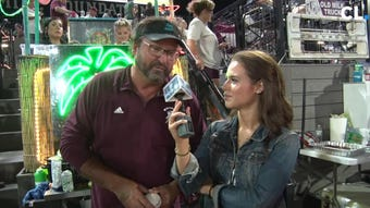 Hobie Hobart owns the Right-Field Tiki Lounge, and Mackenzie caught up with the Mississippi State baseball fan to talk about the 'New Dude'.