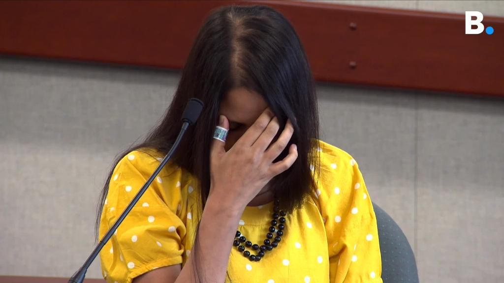 Bourgoin ex-fiancée tells of terrifying car ride when he threatened to kill her and child