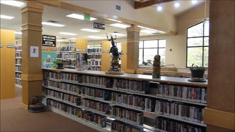 The Ruidoso Public Library offers a summer reading program and many activities throughout the year