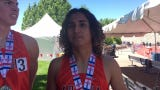 Kale Mauritsen, Alex Fernandez, Erik Cueto, John Baca win Saturday's 4A state title in Albuquerque with time of 1 minute, 29.73 seconds.