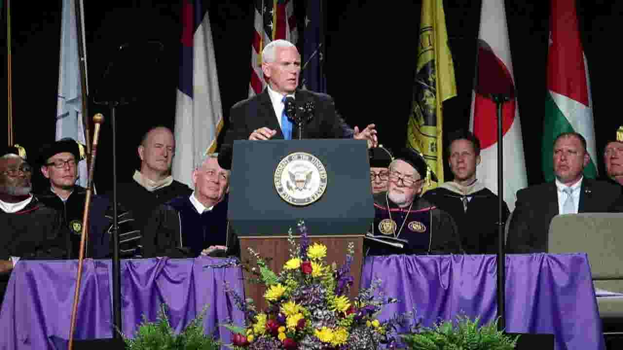 Vice President Mike Pence to address American Legion in Indianapolis
