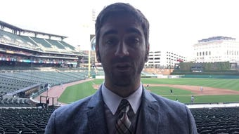 Free Press sports writer Anthony Fenech breaks down the Tigers' 6th straight loss, 4-1, to A's, an improvement. Filmed Saturday, May 18, 2019.