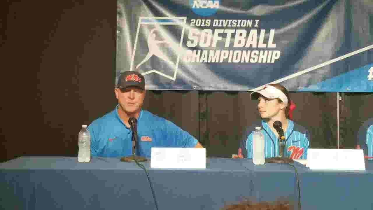 Ole Miss softball coach Mike Smith breaks down Rebels' regional win over  Louisiana