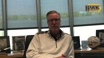Iowa coach Fran McCaffery thinks Fredrick, a 6-foot-3 guard who redshirted, will be able to help replace Isaiah Moss at shooting guard.