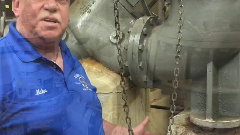 Edison main breaks causing rusty water for thousands