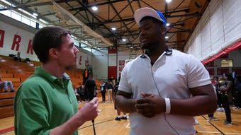 Oak Park's Justin Rogers talks about picking Kentucky over numerous other schools.