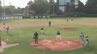 Union County defeated Webster County 10-0 Monday in the first round of the Sixth District Tournament at B.T. Wayne Field.