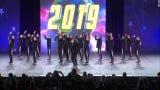 "The Open Elite Hip Hop team performs their routine ""Chun Li"" which won an international gold championship."