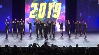 "The Open Elite Hip Hop team performs their routine ""Chun Li"" which won an international gold championship."