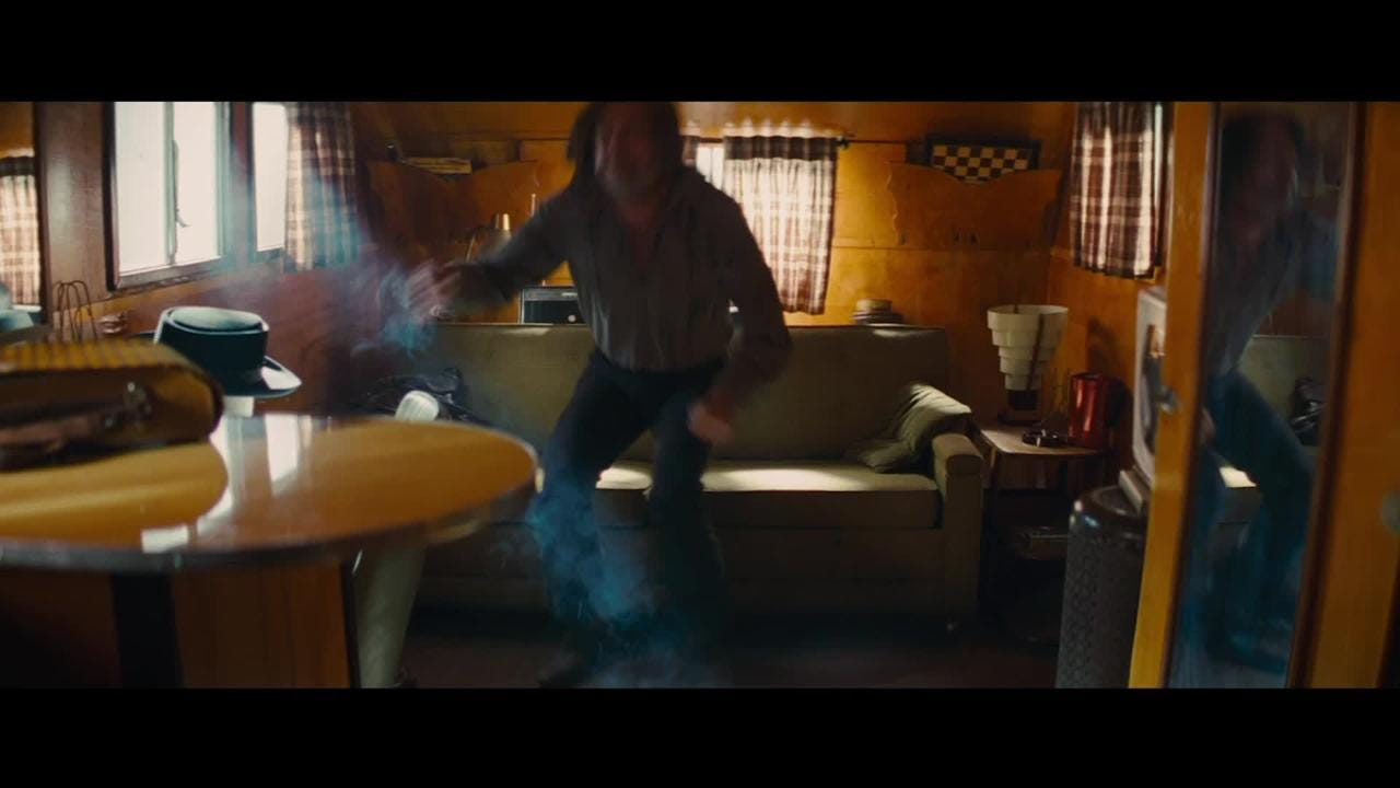 'Once Upon a Time in Hollywood' official trailer features Brad Pitt,  Leonardo DiCaprio