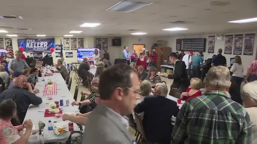 GOP holds US House seat in Penn. special election