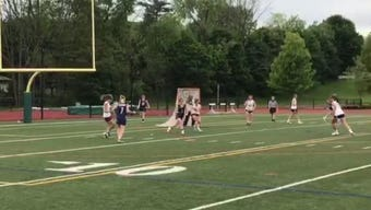 Action from Forks vs. Whitney Point girls lacrosse.