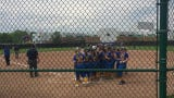 Maiah Bell rallied Philo from a 7-3 deficit with a game-tying grand slam.