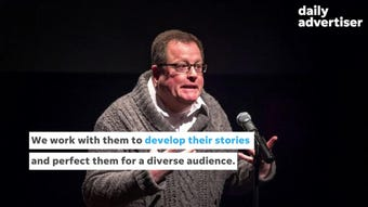 Find out what the Lafayette Storytellers Project is and how you can be a part of it.