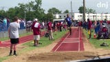 Highlights of Thursday's Large Division field events at Spring Fling, including Blackman's Emilio Martin winning the state high jump.