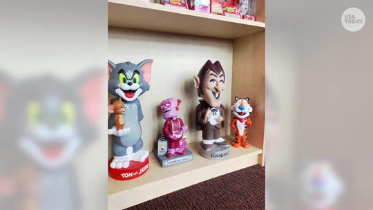 A nod to pop culture: National Bobblehead Museum and Hall of Fame offers hidden treasures