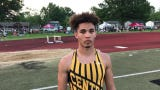 Central's Stewart overcomes pain to set yet another long jump record; he also set mark in SIAC meet