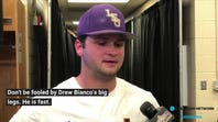 Drew Bianco explains how he scored winning run