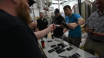 Six downtown York craft breweries are working together for a limited edition summer saison.