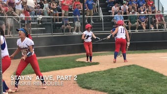 Lakewood softball scored twice in the bottom of the 9th, beating Clinton-Massie 5-4 in the Division II regional finals,