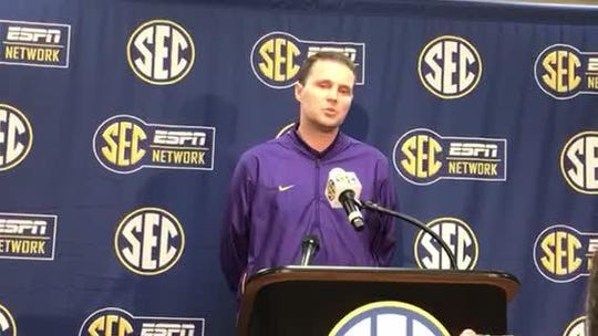 LSU's Will Wade: 'There were mistakes that I made. I wish I could go back to that Friday'