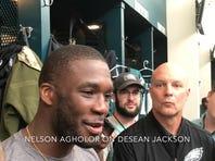 DeSean Jackson on working with Wentz