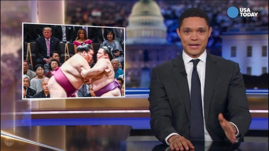 Noah reveals what could have gone wrong at Trump sumo wrestling event: Best of Late Night