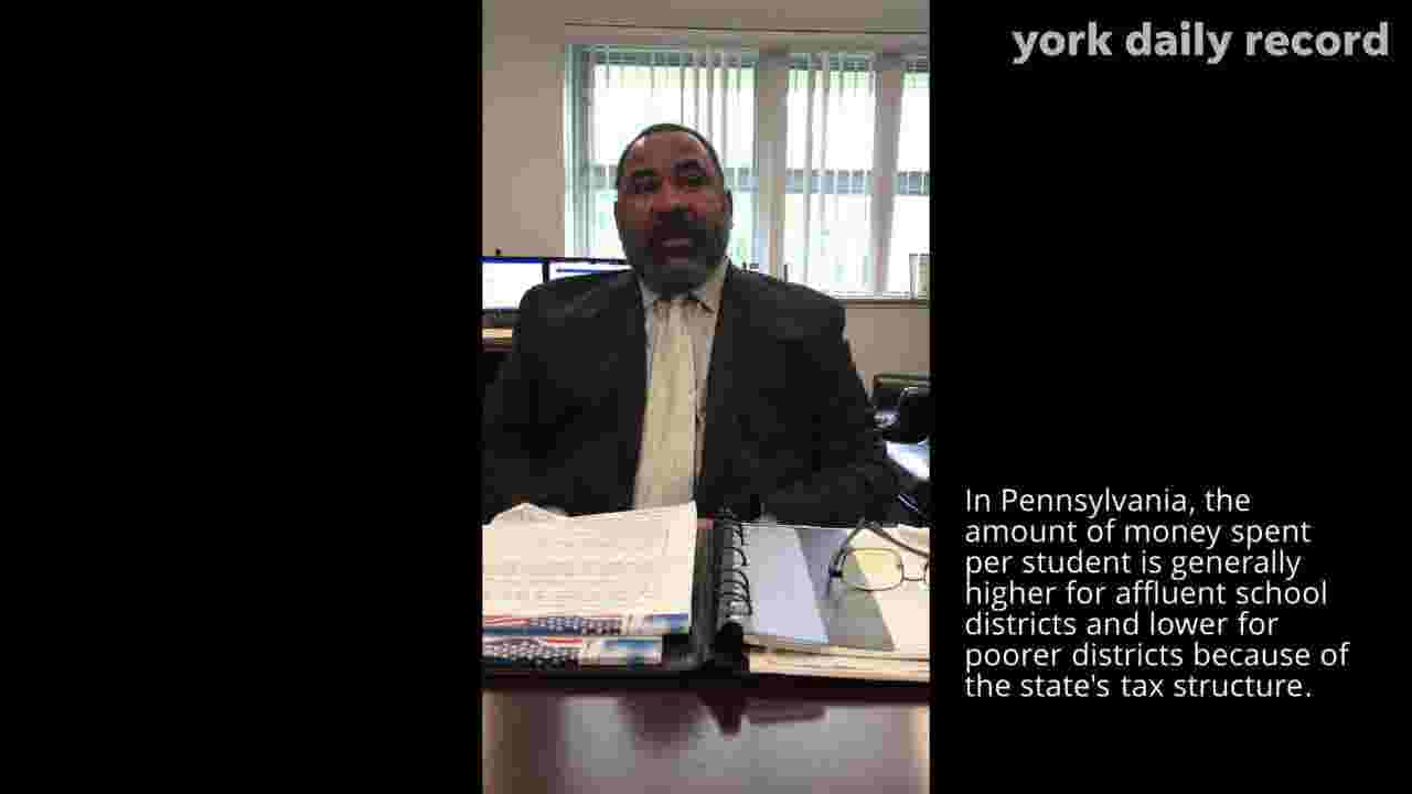 Educators Speak Out On Underfunding Of >> York Educator Angry At Pa S School Funding