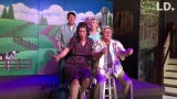 "Brighton's new and only professional theater company A Wilde Theatre is presenting comedy ""Leaving Iowa"" at the Brighton Coffeehouse and Theater"