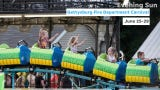 Here are the dates of some of the  Hanover-Adams carnivals this summer