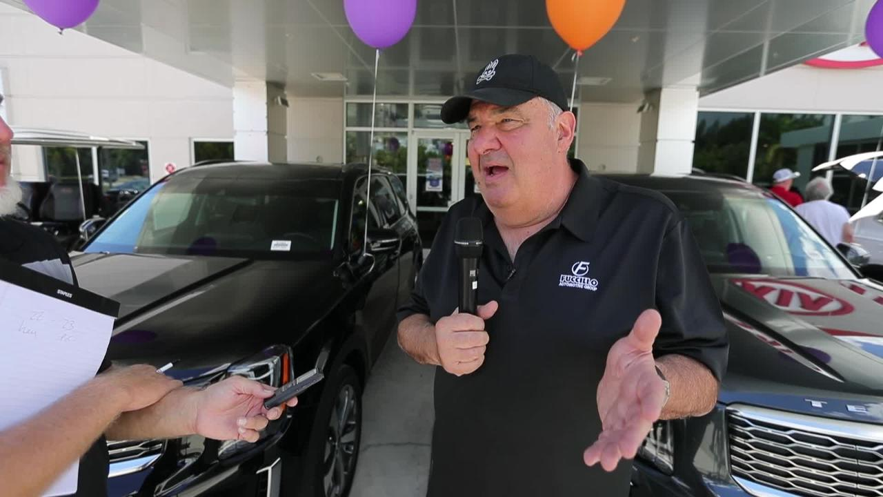 Billy Fuccillo, famous Cape Coral car dealership mogul, has died at 64 2