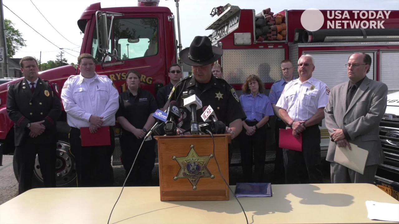 Wyoming County Sheriff discusses fatal crash