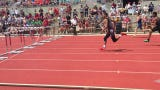 John Glenn senior Joseph Clifford won the 110 hurdles for the second straight year at  the Division II state track meet.
