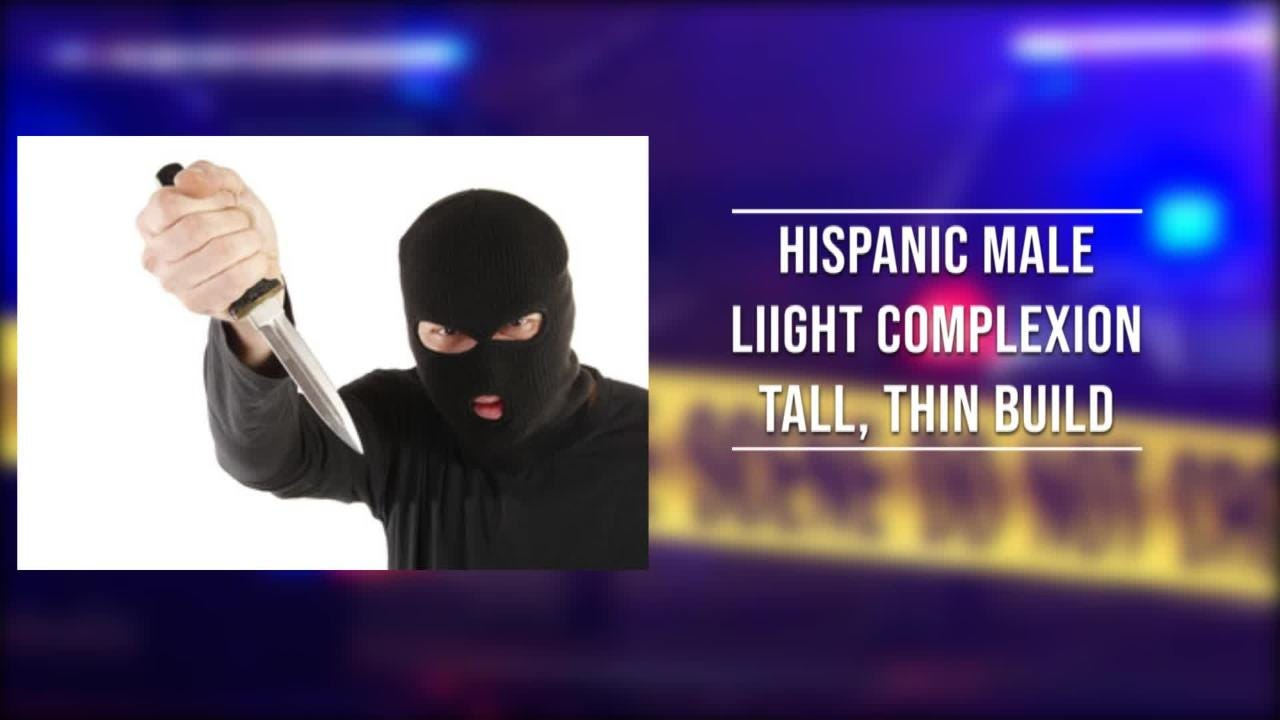 Crime Stoppers of El Paso's Crime of the Week