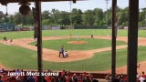 North Posey used a five-run fourth inning to defeat Lanesville 7-5 on Saturday at League Stadium in Huntingburg.