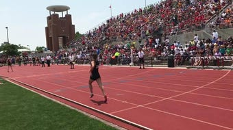 Fairfield Union senior Mackenzie Davis placed third in the 1,600 to earn All-Ohio honors at state track and field meet.