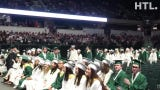 Watch the first few minutes of Novi High's June 1 graduation ceremony at EMU