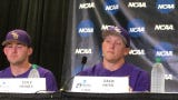 LSU reliever Zack Hess gave up a grand slam to blow a 4-0 lead, but came back to get the 8-4 win over Southern Mississippi in NCAA Regional Saturday
