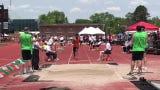 Kerrigan Myers wins 100 hurdles; Angelo Grose leaps more than 23 feet