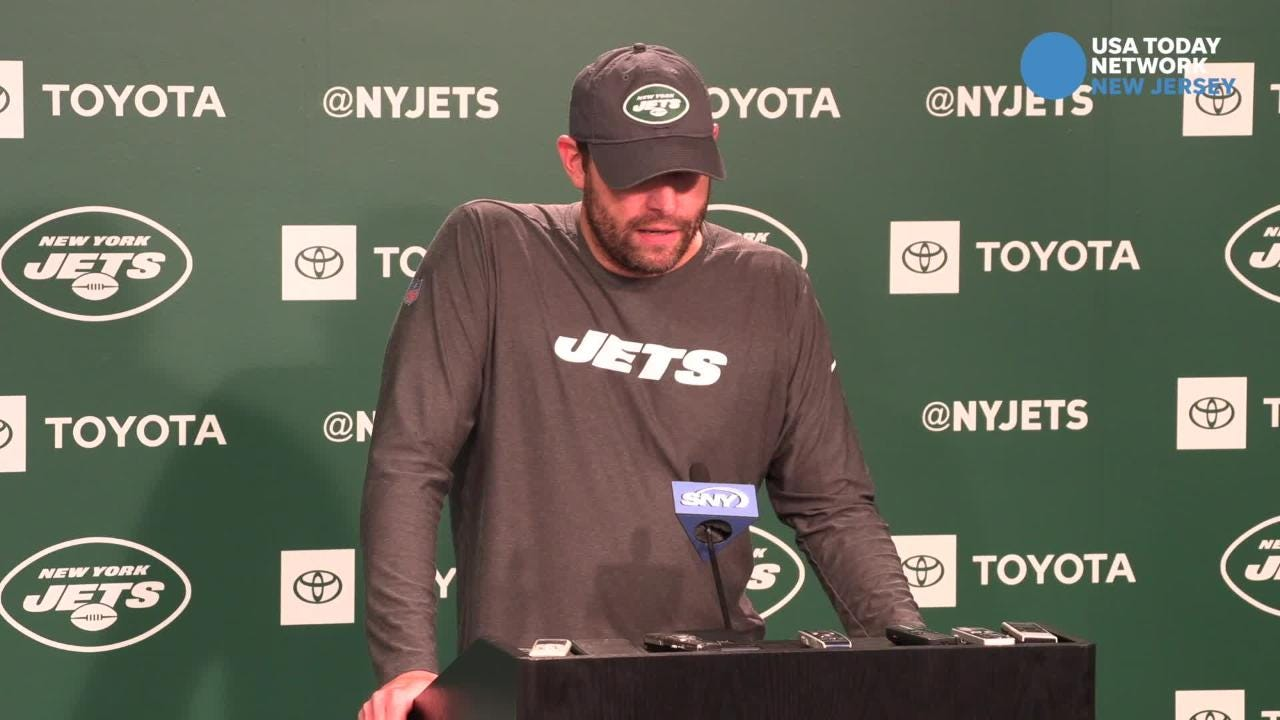 Jets coach discusses the arrival of Le 'Veon Bell