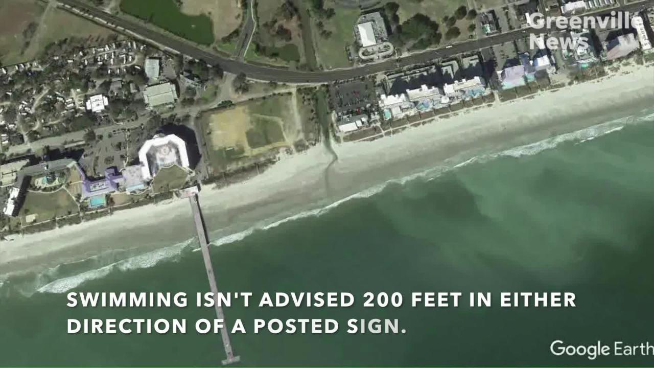 South Carolina beach advisories for 2019
