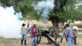 Fort Stanton live is a reenactment about from the Civil War and Indian Wars with demonstrations and presentations about the Cavalry, Infantry, Artillery, Buffalo Soldiers, Mescalero Apaches and children's events.