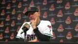 Diamondbacks manager Torey Lovullo breaks down 9-0 loss to Dodgers