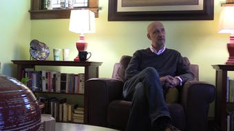 Activist Peter Isely, who is also a survivor of sexual abuse, discusses the issue of sexual abuse by member of the Catholic church in Wisconsin.
