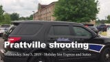 Police are investigating a shooting Wedneday, June 5, 2019, at the Holiday Inn Express and Suites in Prattville.