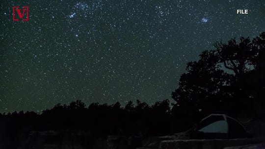 'Star-filled nights': Grand Canyon named Dark Sky Place of the Year